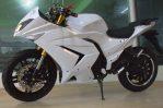 Horizonte coche deportivo 72 v eléctrica motocicleta racing street GT coche batería de la motocicleta adultos