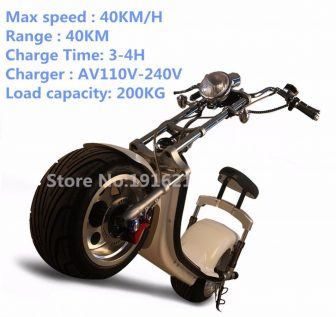 Hoverboard Scooter Eléctrico 18*9,5 pulgadas monopatín con amortiguador motocicleta auto equilibrio fuera...