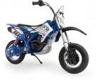 Injusa Motorbike Blue Fighter 24V X-Treme 6832