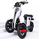 iTango Scooter electrico – Patinete eléctrico con Tres Ruedas