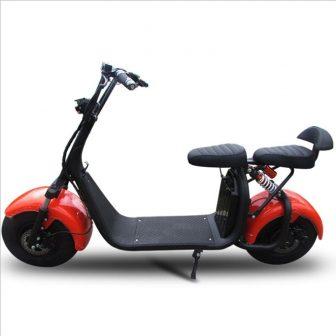 La nueva de la motocicleta eléctrica de Ojos de Ángel es portátil...