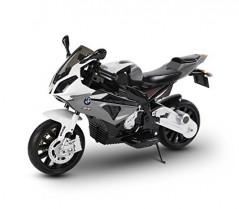 LT 832 Moto eléctrica para niños BMW asiento de cuero