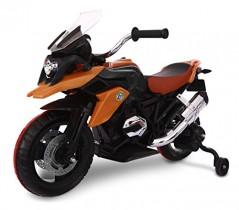 LT 873 Moto de carreras para niños Flower eléctrica 12V