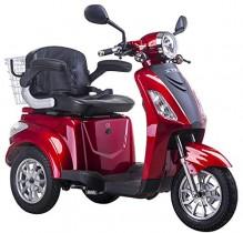 Lunex Scooter Electrico Movilidad Reducida Triciclo/Scooter Rojo
