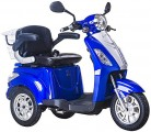Lunex Scooter Electrico Movilidad Reducida Triciclo/Scooter Azul