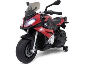 Mondial Toys Moto eléctrica Montar para Niños 12 V Original BMW