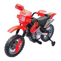 Moto Electrica Infantil Bateria 6V Recargable Niños 5 Años