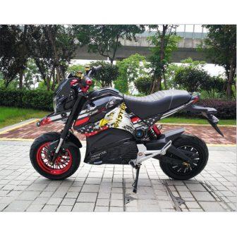 Motocicleta ault bicicleta eléctrica scooter Eléctrico citycoco 60 km 2000 W batería...