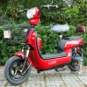 Motocicleta batería 48V12A incorporado bloqueo antirrobo ambiental batería de iones de litio seguridad y comodidad viajes