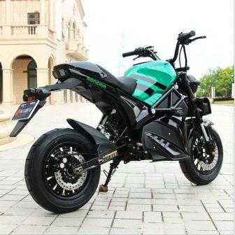 Motocicleta bicicleta eléctrica scooter Eléctrico citycoco 60 km 2000 W batería de...