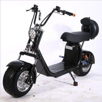 Motocicleta bicicleta eléctrica scooter Eléctrico citycoco litio 60 V/12A bicicleta eléctrica motocicletas...