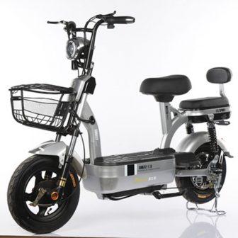 Motocicleta eléctrica 48V12A ambiental, ithium-ion de doble conducción viaje fácil Touring bicicleta...