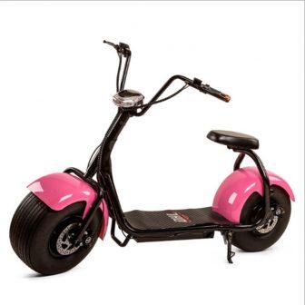 Motocicleta eléctrica scooter Citycoco 60 V 1000 W/1500 W adulto bicicleta eléctrica...