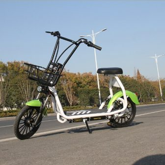 Motocicleta eléctrica scooter Eléctrico Citycoco 350 W sin escobillas 48 V solo...