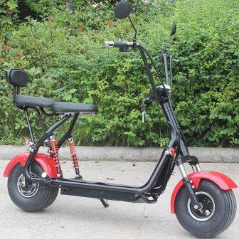 Motocicletas eléctricas Scooter hidráulico primavera Samping 12A 800 W batería de litio...