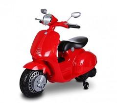 MWS LT 849 Scooter eléctrico para niños PRIMAVERA 12V