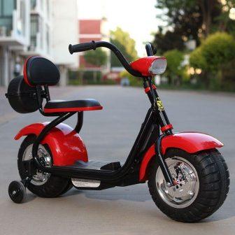 Niños motocicleta coche eléctrico 2-5-8 años niños niñas equilibrio Coche bicicleta de...