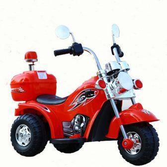 Niños motocicleta eléctrica bebé niño niña de 3-6 grandes triciclo motocicleta regalo...