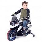 Niños Motocicleta ElÉCtrica con Luz LED MÚSica Motocross 6v