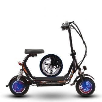 Nueva moto eléctrica de 48 V Harley scooter pequeño neumático ancho motocicleta...