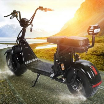 Nuevo Harley motocicleta eléctrica/resistencia Super largo scooter eléctrico/Harley coche con una caja...