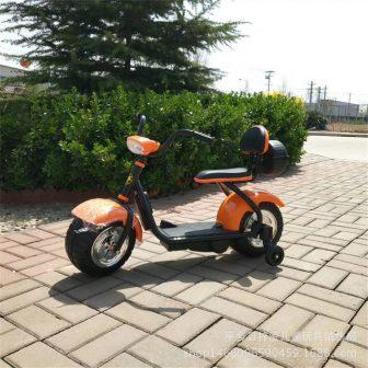 Nuevo patrón niños Motor moto de cuatro ruedas vehículo eléctrico 2-6 año...