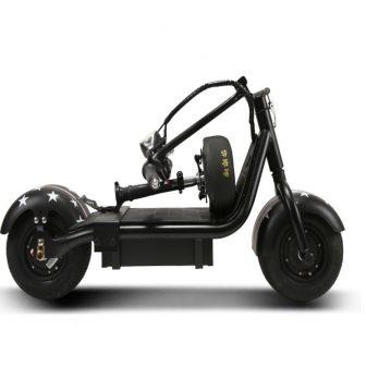 Nuevo pequeño Harley eléctrica plegable scooter para hombres y mujeres-tipo mini-conductor Generación...