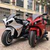 Nuevo R1 niños bicicleta eléctrica en coche 1-8 años de edad carga niño niña juguete coche puede sentarse Y USB...