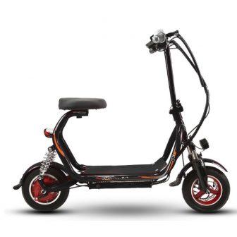 Nuevo scooter Eléctrico Harley de 48 V scooter pequeño neumático ancho motocicleta...