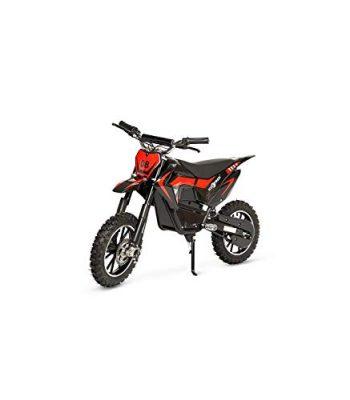 Nvey Eco Mini Moto electrica de Motocross Cross bateria 350w 24V