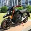 Plataforma de vehículo eléctrico para adultos estándar nacional campana fuente verde 72 v motocicleta Flash venta envío gratis