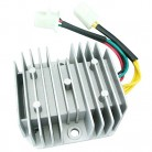 Regulador rectificador genérico de 6 cables 12 V CC para Honda