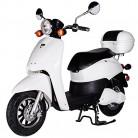 Rolektro Retro Light 40 con la UE eléctrico Roller S de scooter Motor de 1200 W