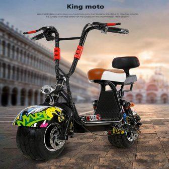 Rápido plegable/eléctrico de la motocicleta scooter Scooter plegable tipo Mini coche eléctrico...