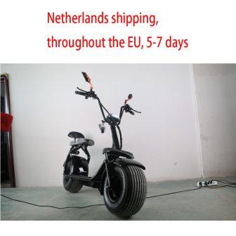 SC03/Harley eléctrico coche/Moto/scooter/adultos litio scooter mini/retrovisor/con visualización de la velocidad