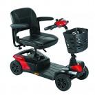 Scooter Colibri | 4 ruedas |Color Rojo batería: 18 ah
