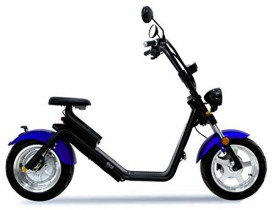 Scooter eléctrico caigiees Sport – 2500 W/20 Ah azul
