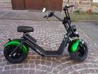 Scooter eléctrico caigiees Sport – 2500 W/20 Ah verde