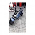 Scooter eléctrico caigiees Sport – 2500 W/20 Ah gris