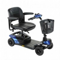 Scooter eléctrico Colibri 12 Ah y 4 ruedas para mayores