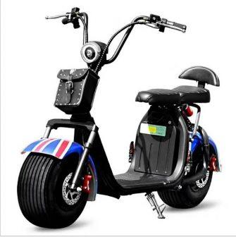 Scooter Eléctrico de la motocicleta de la bicicleta eléctrica Citycoco bicicleta eléctrica...