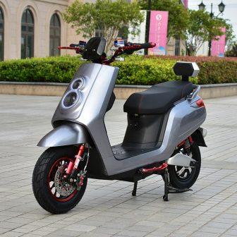 Super 8 motocicleta eléctrica