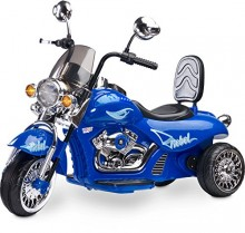 Toyz – Caretero Rebel eléctrico Infantil Moto rrad Infantil