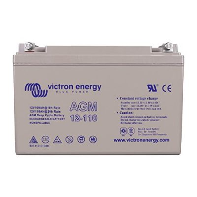 Victron Energy Bateria AGM 110 Amperios