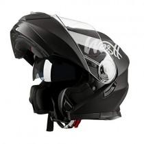 Westt® Torque X · Casco Moto Modular con Doble Visera