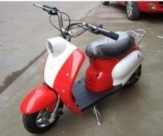 ZJ-YK-XGW-24V12AH250W-Mini motos Scooter Eléctrico